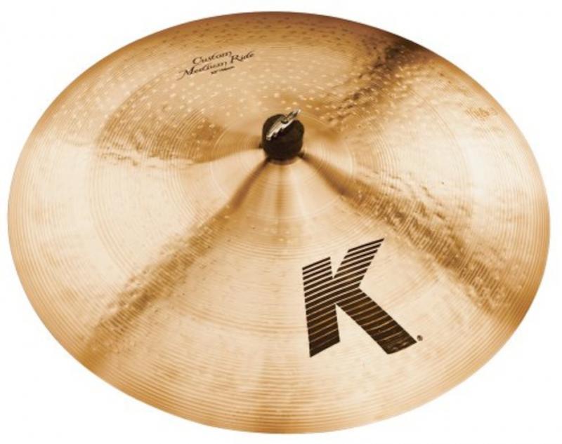 "Zildjian 22"" K Custom Medium Ride"