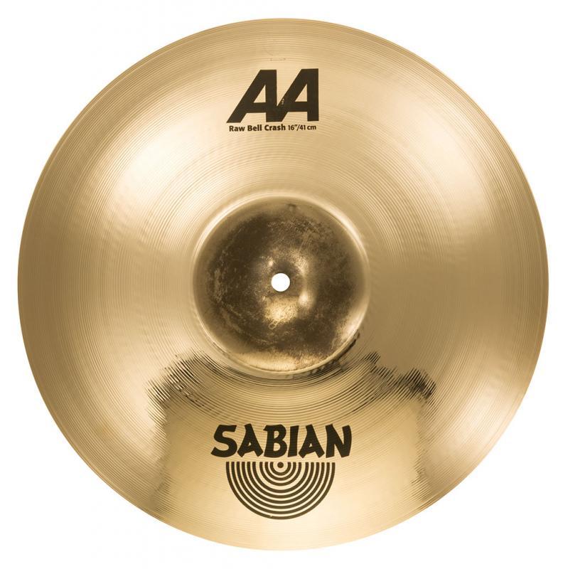 "16"" AA Raw Bell Crash Brilliant Finish, Sabian"