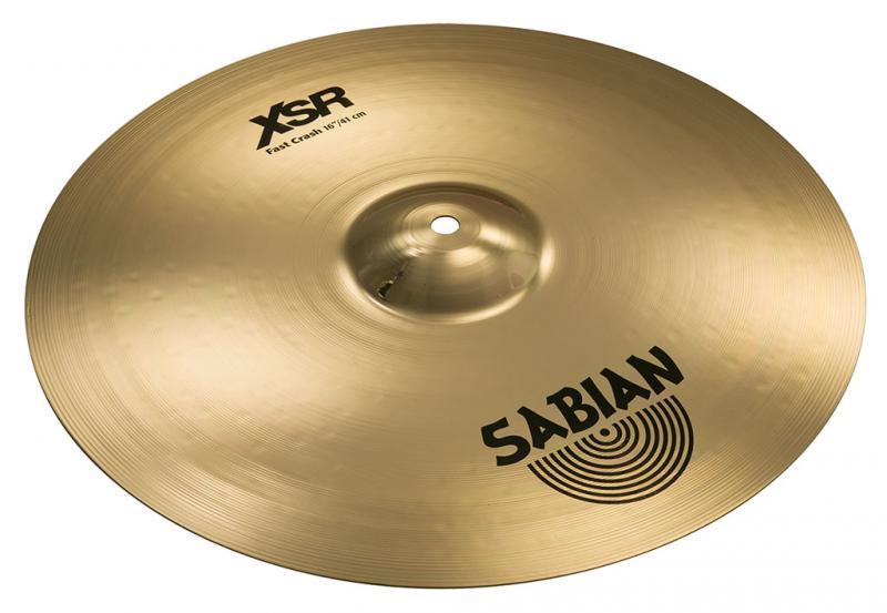 "XSR 16"" FAST CRASH, Sabian"