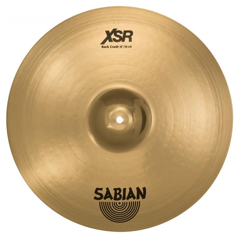 "XSR 18"" ROCK CRASH, Sabian"