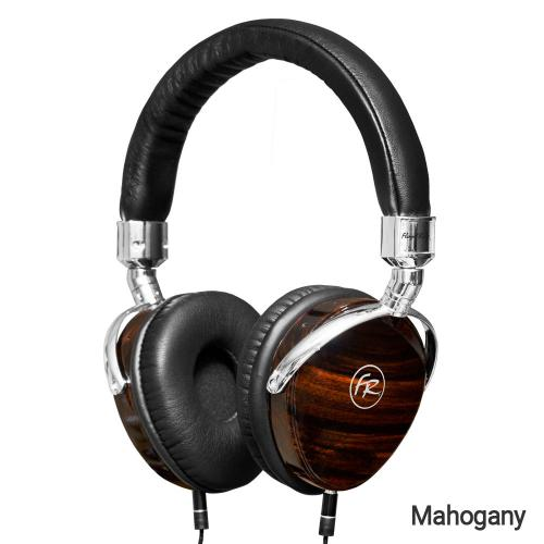 Floyd Rose Pro Series Mahogany Wood Headphones