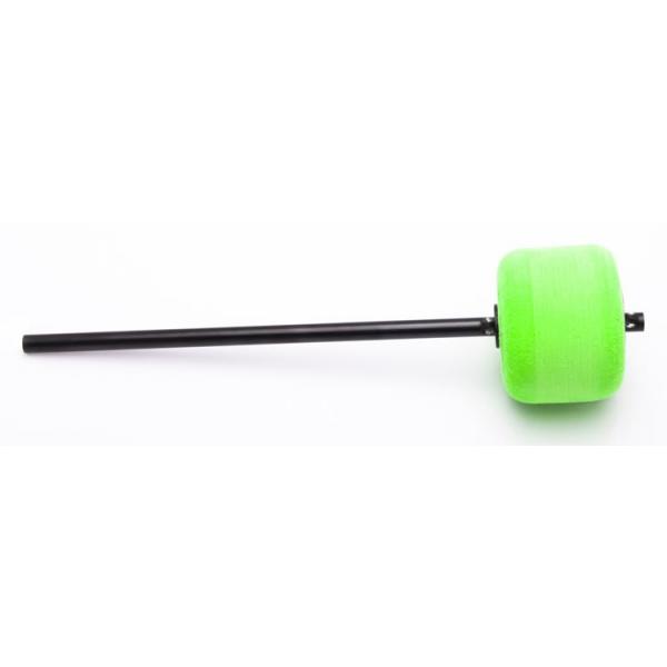 Danmar BD Beater Color Kick Felt Green
