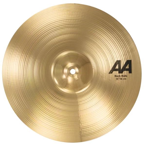 "14"" AA Rock Hats Brilliant Finish, Sabian"