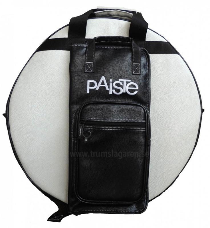 "Paiste 22"" Professional Cymbal Bag Vit/Svart"