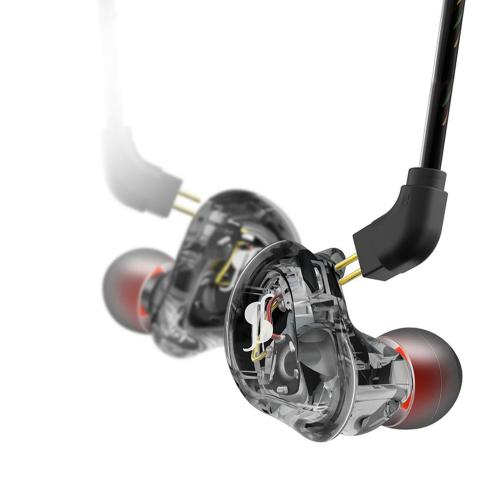 Stagg sound-isolating earphones, Black
