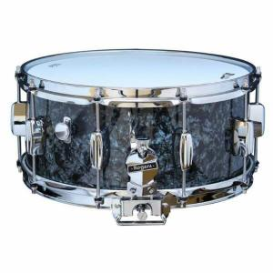 Rogers DynaSonic 14×6.5 Wood Shell Snare | B&B Lug – Black Diamond Pearl