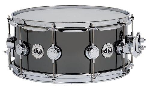 Drum Workshop Snare Drum Yellow brass 14x8''