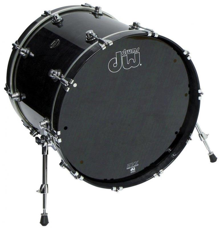 Drum Workshop Bass Drum Performance Lacquer Cherry Stain