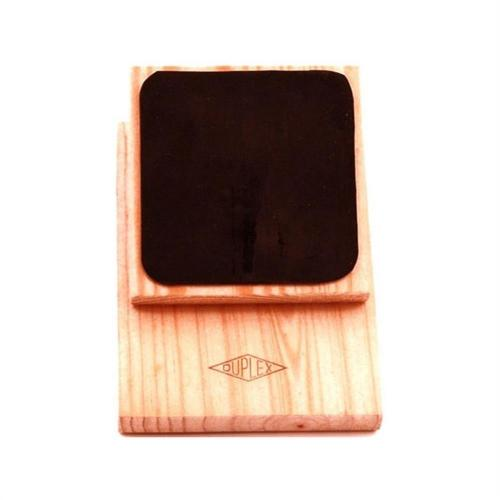 Duplex Wood Practice Pad