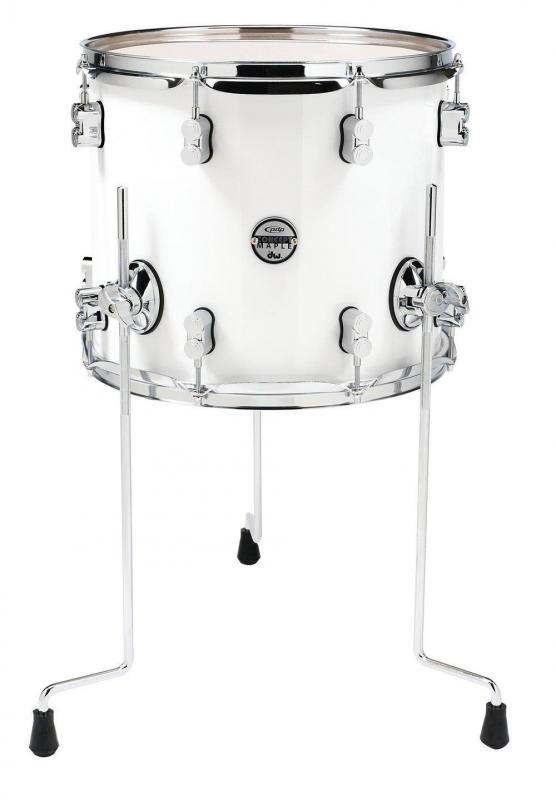 PDP by DW Floor Tom Concept Maple Ebony Stain
