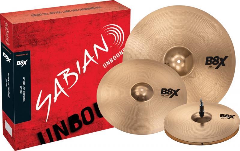 B8X Performance Set, Sabian