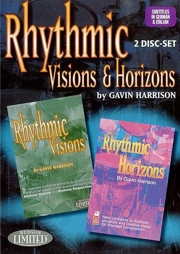 Gavin Harrison: Rhythmic Visions And Horizons
