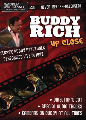 Buddy Rich: Up Close