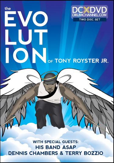 The Evolution of Tony Royster Jr.