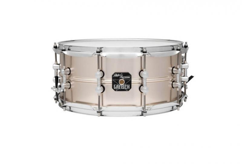 "Gretsch Snare Drum Signature Series, 14"" x 6.5"""