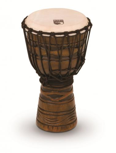 Djembe Origins Series African Mask, Toca TODJ-8AM
