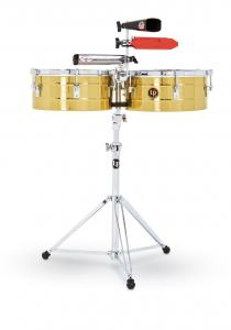 Timbals Tito Puente Solid Brass, LP255-B