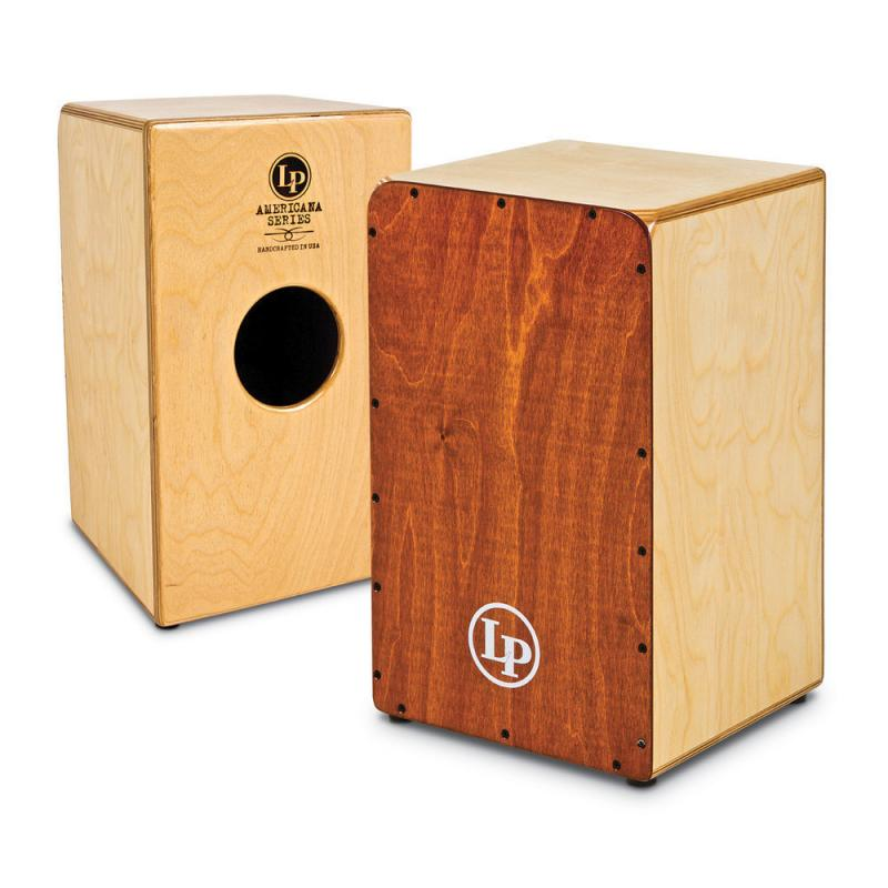 Cajon Americana Series Groove Cajon, LP1427