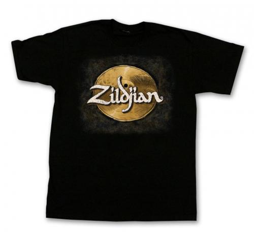 Zildjian T4583 Hand Drawn Cymbal T-shirt - Large