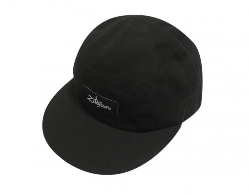 Zildjian T4540 Black Five Panel Hat