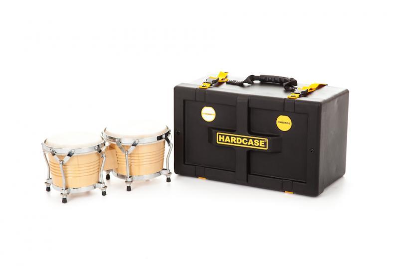 Hardcase Bongo Set Case
