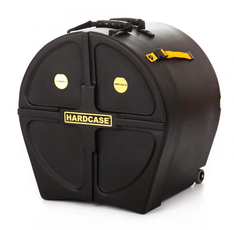 "Hardcase 16"" (H12) Marching Tenor Case"