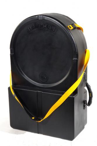 Hardcase Free Floating Snare Kit Case