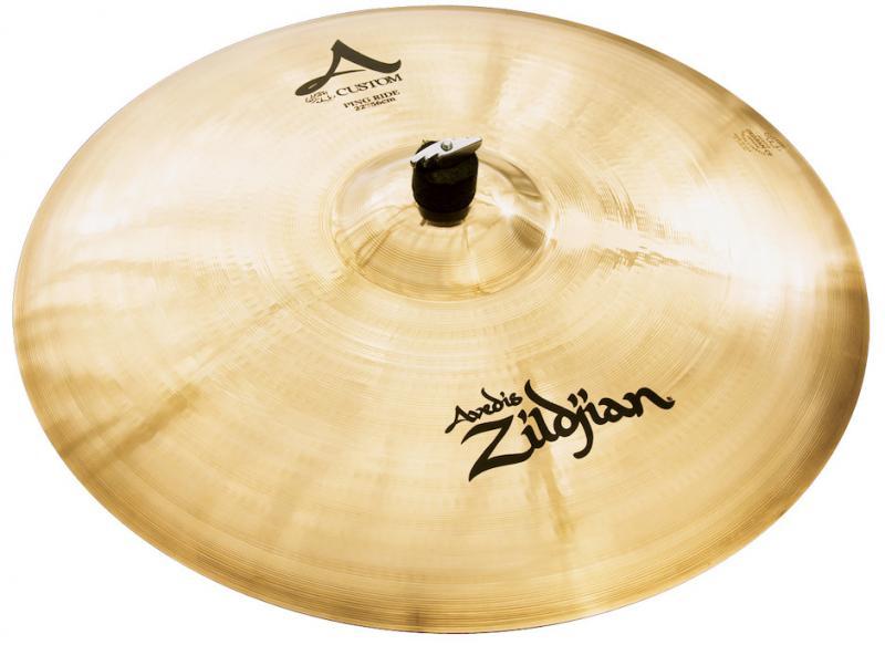 """Zildjian 22"""" A Custom Ping Ride"""