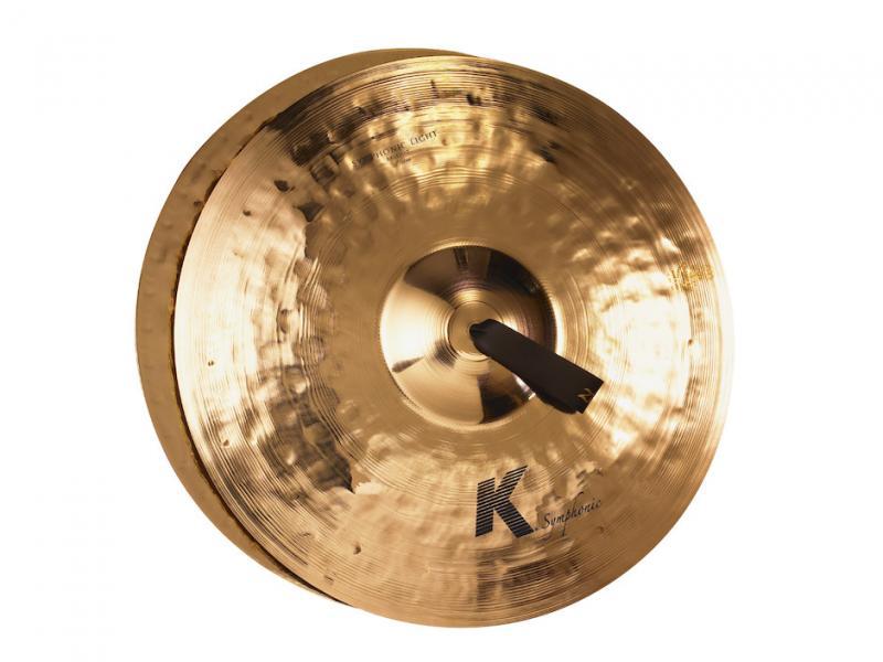 "Zildjian 20"" K Symphonic Light (Brilliant) Pair"