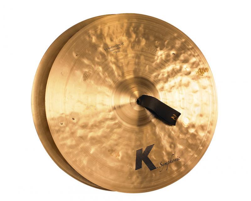 "Zildjian 17"" K Symphonic Pair"