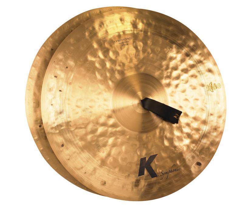 "Zildjian 20"" K Symphonic Pair"