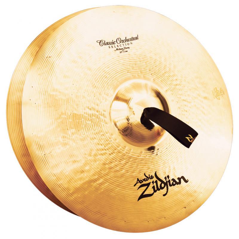 "Zildjian 20"" Classic Orchestral Selection Medium Heavy Pair"