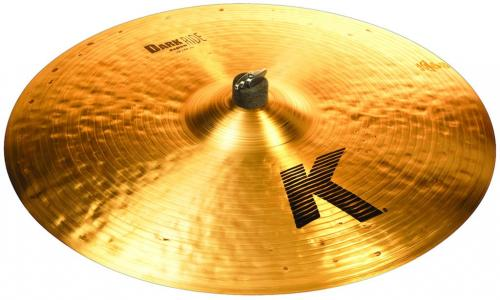 "Zildjian 22"" K Dark Medium Ride"