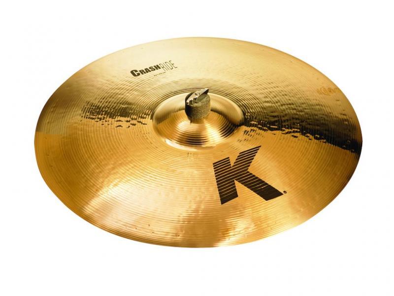 "Zildjian 21"" K Crash/Ride - Brilliant"