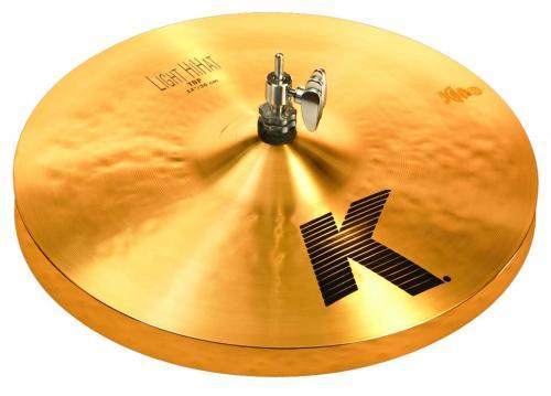 """Zildjian 14"""" K Light Hihat"""