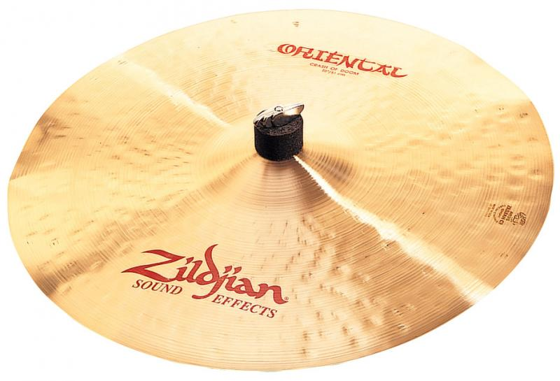 "Zildjian 20"" Oriental Crash of Doom"