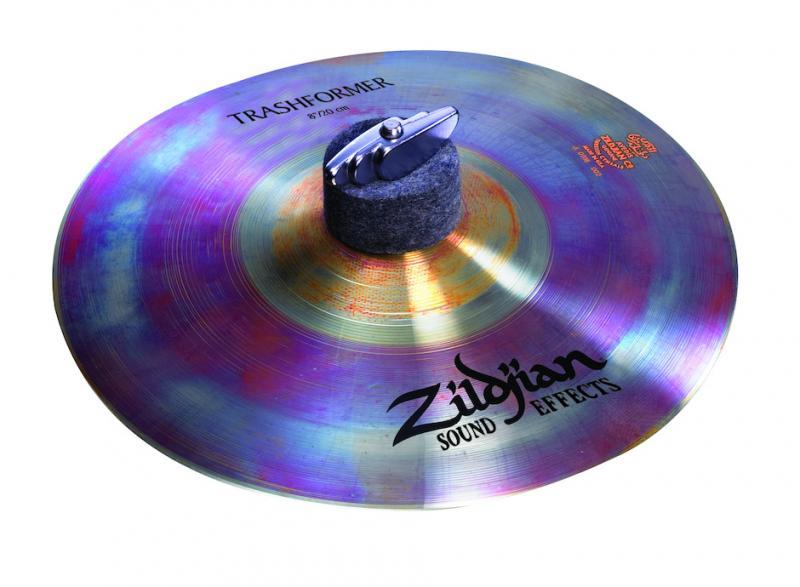 """Zildjian 8"""" Zildjian ZXT Trashformer"""