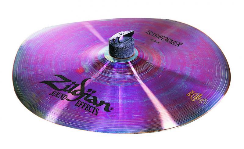 """Zildjian 14"""" Zildjian ZXT Trashformer"""