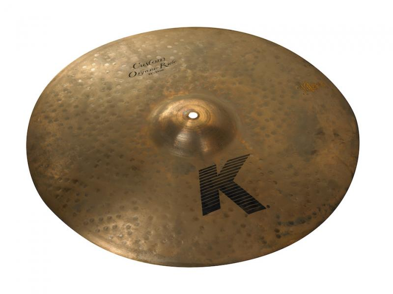"Zildjian 21"" K Custom Organic Ride"