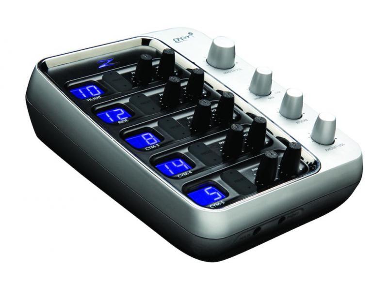 Zildjian Gen16 Cymbal 5 Channel Digital Cymbal Processor