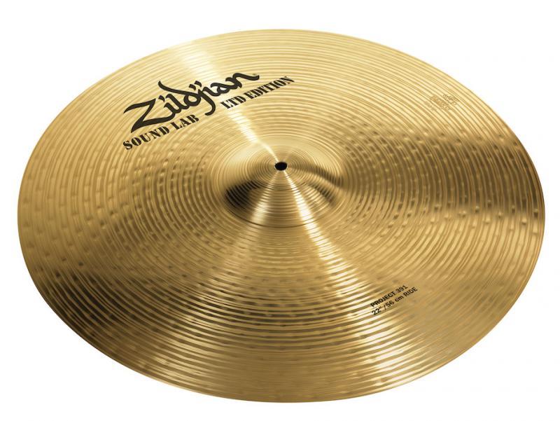 """Zildjian 22"""" Sound Lab Ride"""