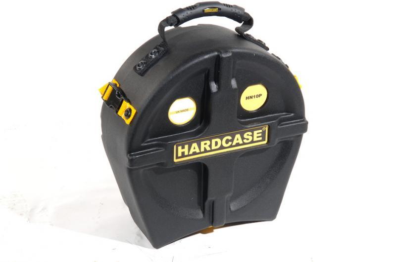 """Hardcase 10"""" Piccolo Snare Drum Case"""