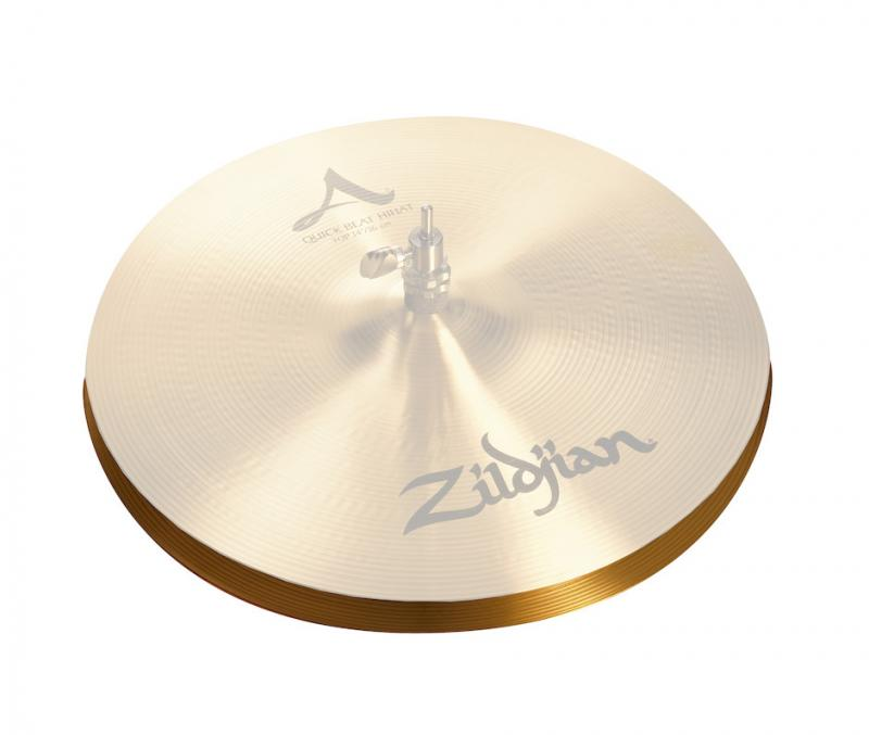 "Zildjian 14"" A Quick Beat Hihat - Top only"