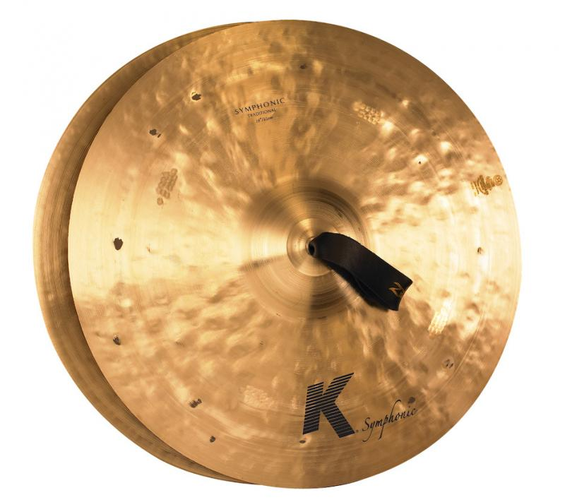"Zildjian 18"" K Symphonic Pair"