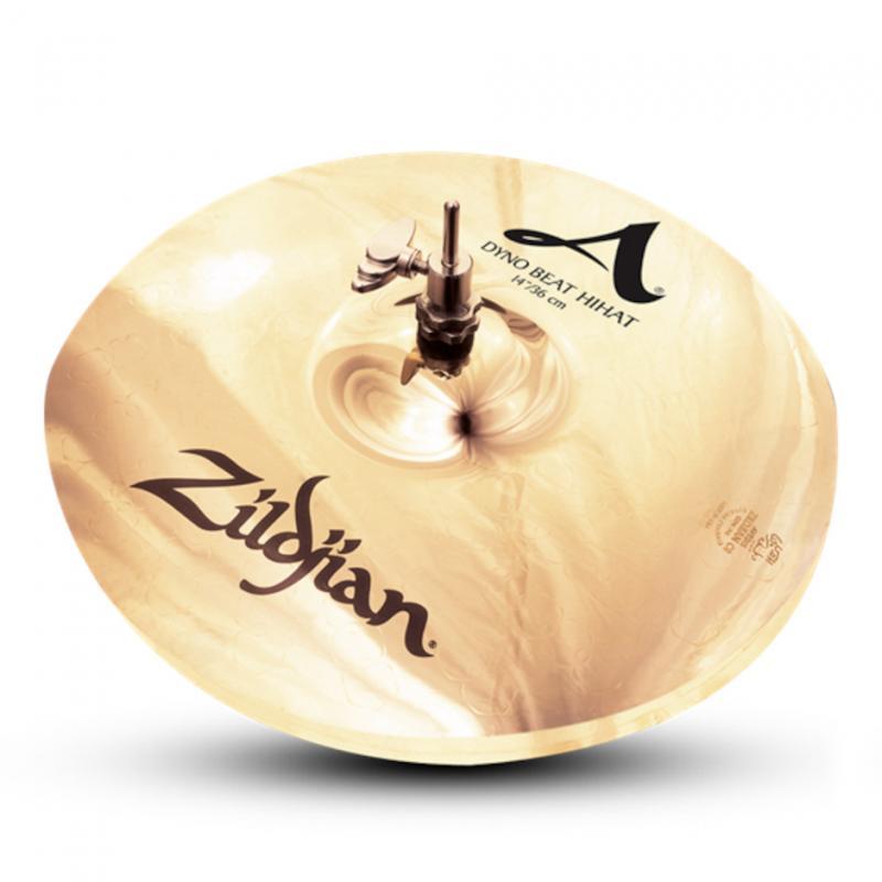"Zildjian 14"" A Dyno Beat Hihat - överlock"
