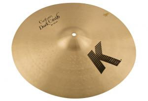 "Zildjian 20"" K Custom Dark Crash"