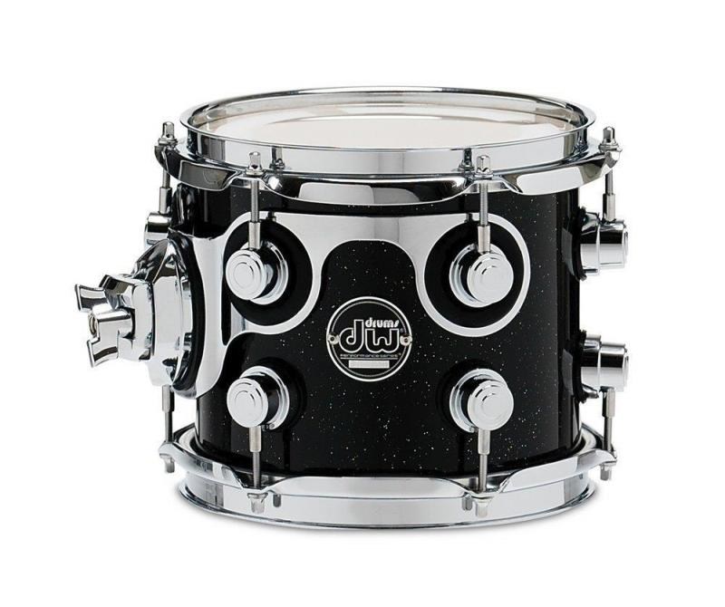 Drum Workshop Tom Tom Performance Lacquer Cherry Stain