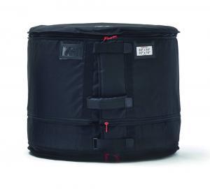 "20"" Bass Drum Flatter väska 22"", Gibraltar GFBBD22"
