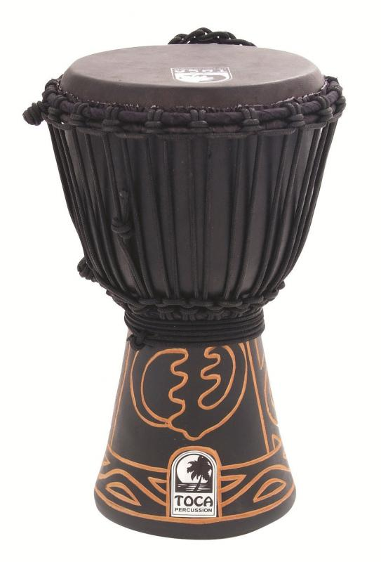 "Djembe Black Mamba 7"", height: 12"" (30,5 cm), Toca ABMD-7"