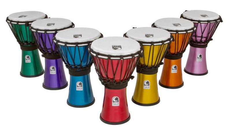 Djembe Freestyle Colorsound , Toca TFCDJ-7MS